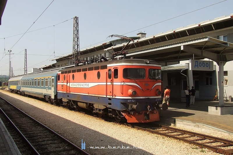 441-524 Dobojban fotó