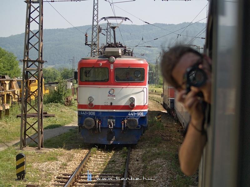 441-906 Dobojban fotó