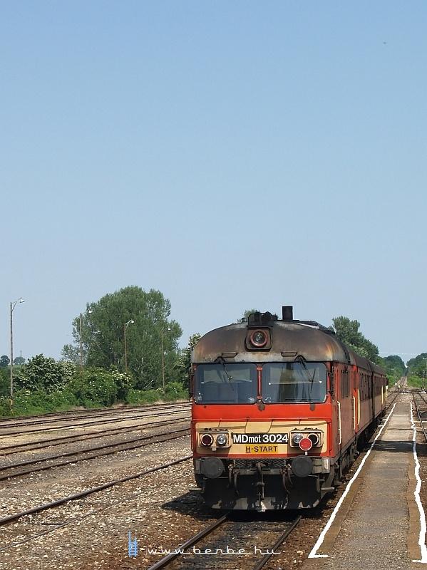 MDmot 3024 Villányban fotó