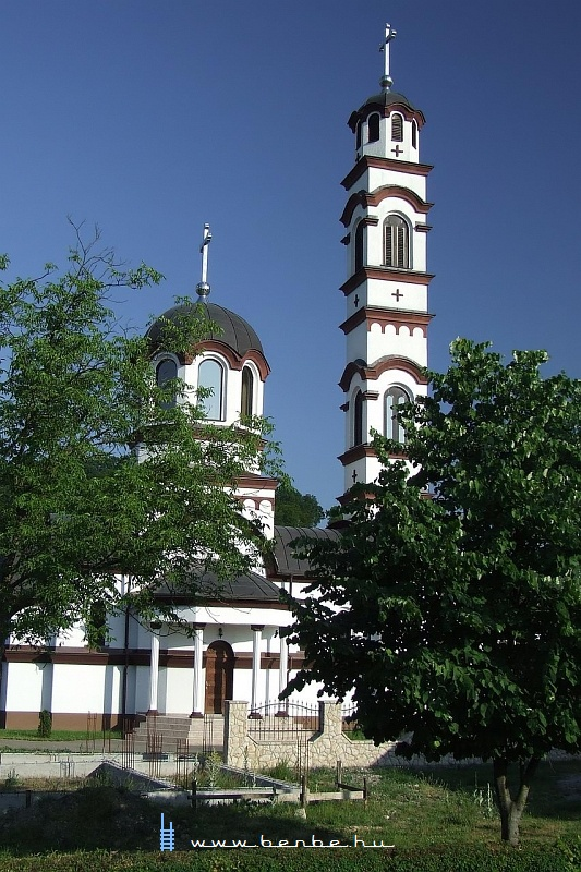 Keresztény templom valahol Horvátországban fotó