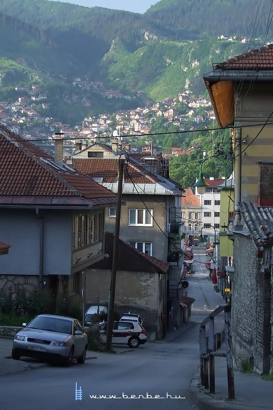 Reggel Szarajevóban fotó