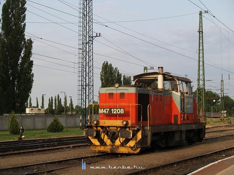 M47 1208 Pécsett fotó