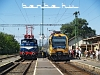 The V42 527 and BDVmot 003 at Veresegyh�z