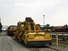 Track maintenance vehicles at Esz�k (Osijek)