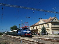 The V42 527 at Veresegyh�z