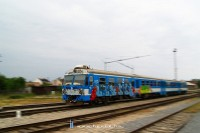 The 7 121 113 at Esz�k (Osijek)