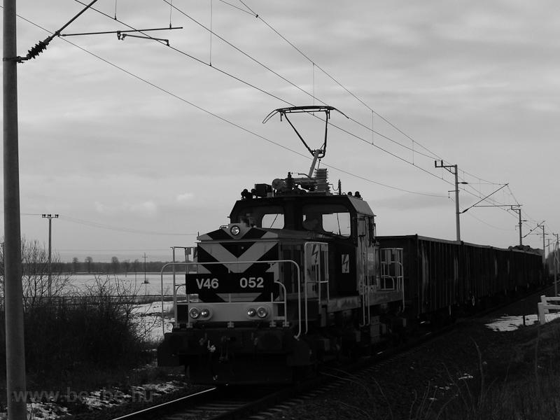A V46 052 Sopronkövesd és Lövő között fotó