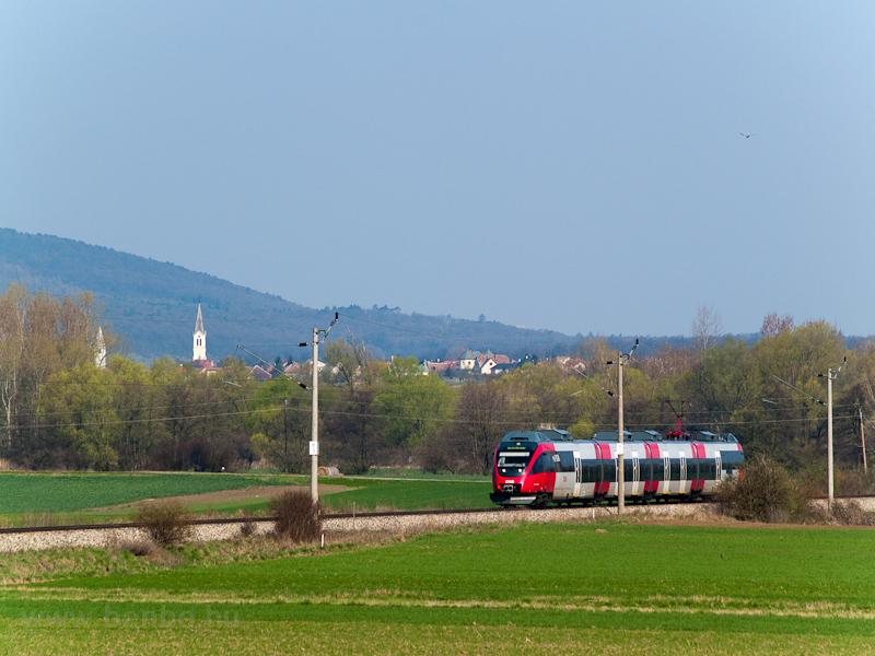 ÖBB Talent Harka és Sopronkeresztúr (Deutschkreutz, Ausztria) között fotó