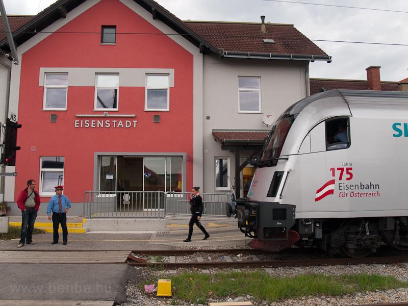 175 éves a vasút Ausztriába fotó