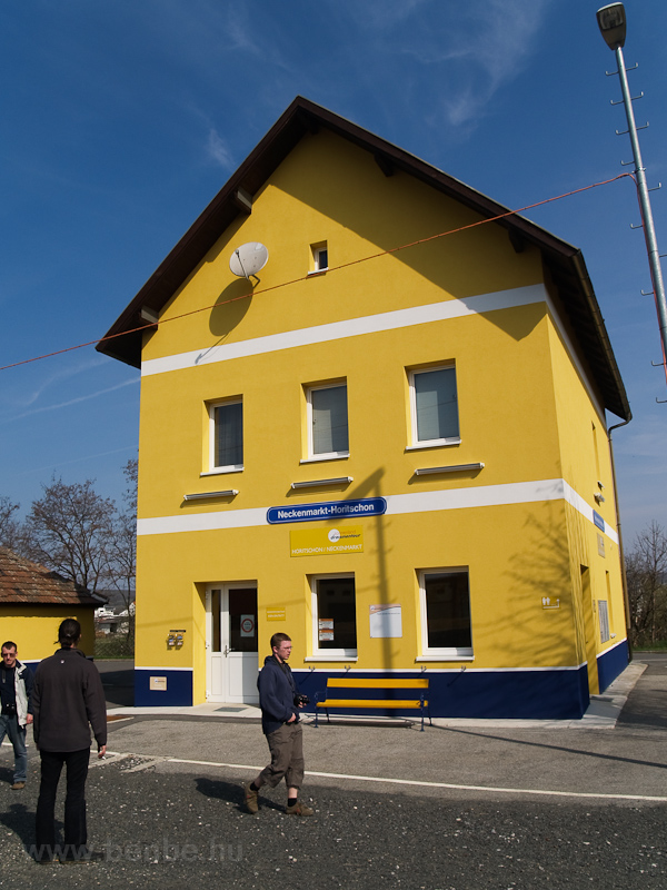 Sopronnyék-Haracsony állomá fotó
