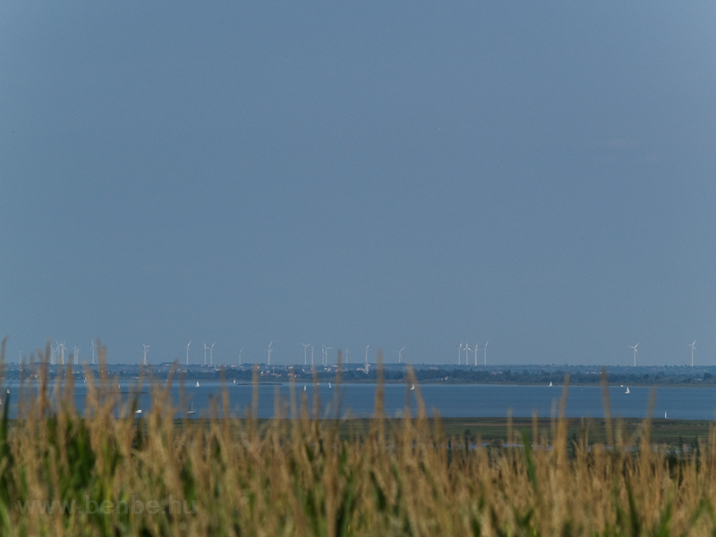 Kilátás a Fertő-tóra fotó