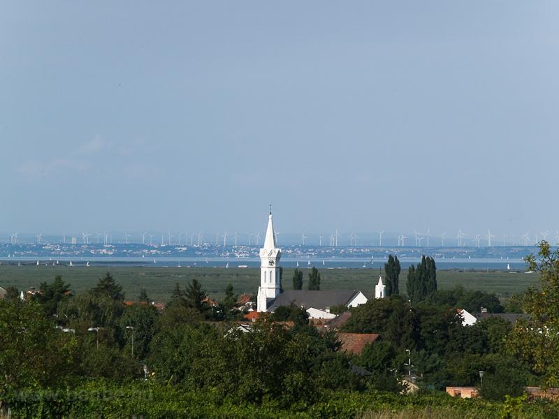 Kilátás a Fertő-tóra F fotó