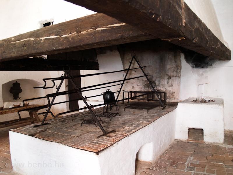 Fraknó vára - középkori t&# fotó