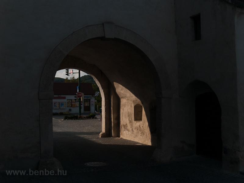 Feketeváros kapuja (Purbach) fotó
