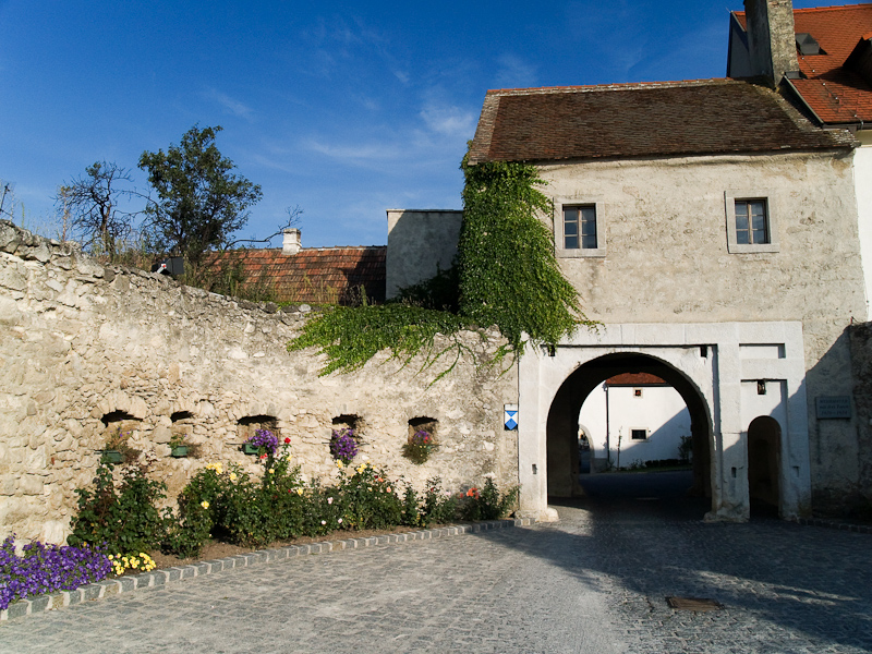 The gate of Purbach am Neusiedler See photo