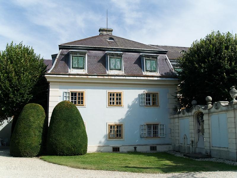 A féltoronyi kastély (Halbturn, Ausztria) fotó