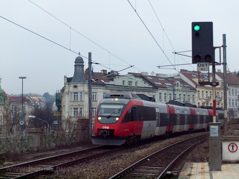Az ÖBB 4024 128-3 Gersthofnál fotó