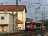 Az ÖBB 5022 042-3 érkezik Bécsújhelyről Sopronba (Ödenburg, Magyarország)