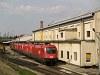 Az ÖBB 1116 189-0, néhány másik Teknő és M44 310 Sopron fűtőházban
