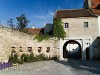 The gate of Purbach am Neusiedler See