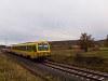 A GYSEV 247 509 Ágfalva és Lépesfalva-Somfalva között