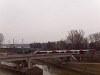 Talent Heiligenstadt és Handelskai között a Duna-csatorna zsilipjénél