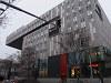 Az új Westbahnhof irodaháza
