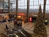 A Westbahnhof kultúrált és sokféle szolgáltatást nyújtó utascsarnoka