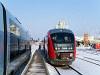 Az ÖBB 5022 045-6 Hartberg állomáson