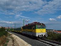 A GYSEV 430 327 Fertőboz és Sopron között