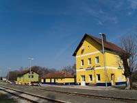 Sopronnyék-Haracsony állomás