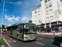 Helyi busz Nezsideren