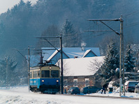 Az StLB ET1 motorkocsija Oedt Siedlung és Feldbach Landesbahn között