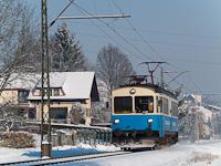 Az StLB ET1 motorkocsija Feldbach Landesbahn és Oedt Siedlung között