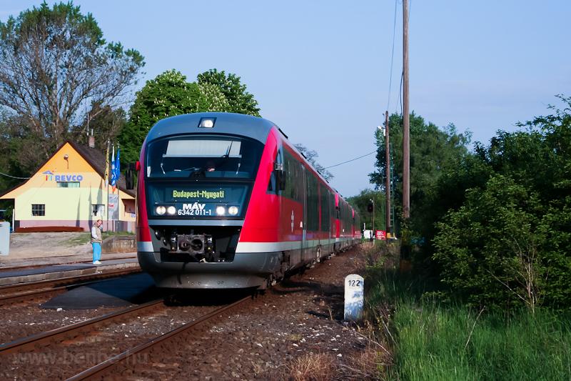 A 6342 011-1 Solymáron fotó