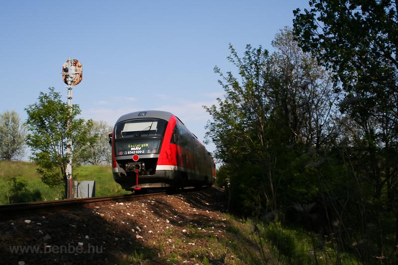 A 6342 020-2 Solymár és Pil fotó