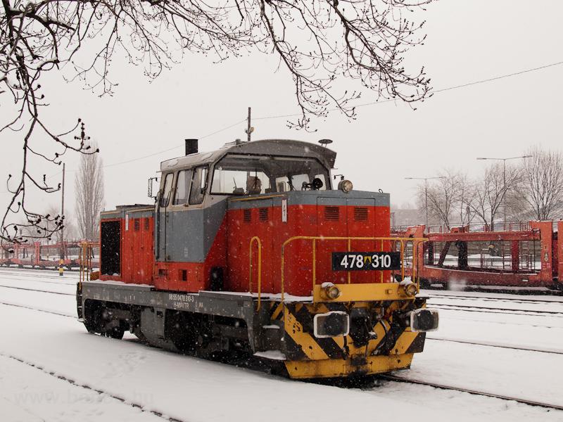 A 478 310 Tokodon fotó