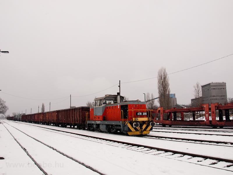 A 478 205 Tokodon fotó