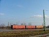 Freight cars at �buda