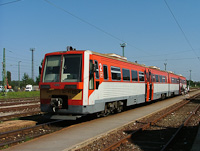The M�V 6341 010-4 seen at �buda