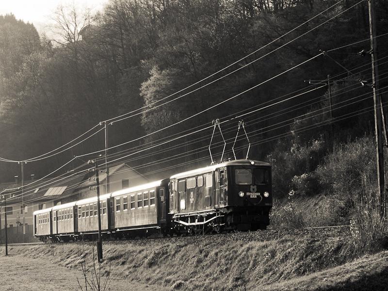 A NÖVOG 1099 013  Ötscher Bär  Frankenfels és Schwarzenbach an der Pielach között fotó