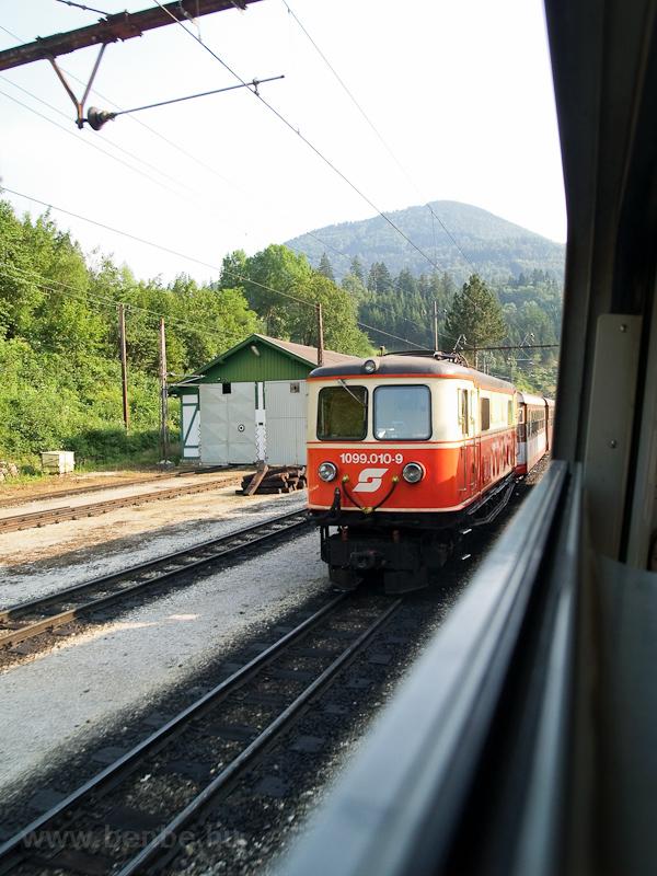 Az ÖBB 1099.010-9 Laubenbachmühle állomáson fotó