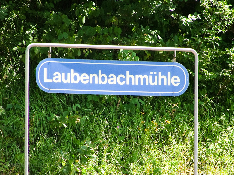 Laubenbachmühle fotó