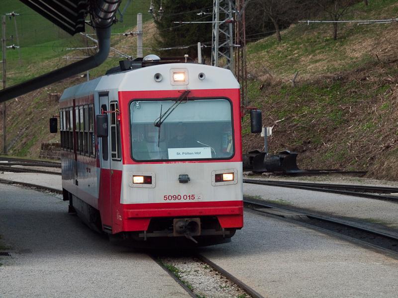 Az 5090 015 Laubenbachmühle állomáson fotó