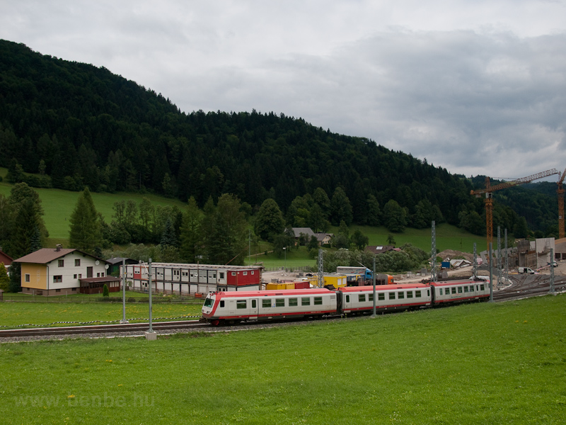 A 6090 001 Laubenbachmühle állomáson fotó