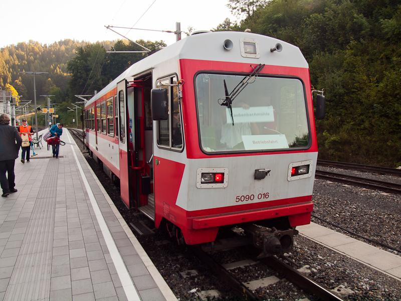 Az 5090 016 Laubenbachmühle állomáson fotó