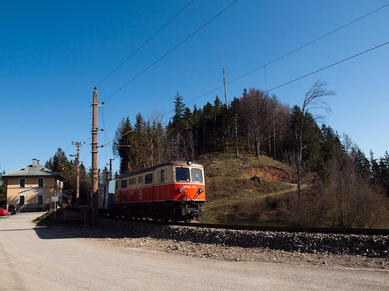 A Mariazellerbahn 1099.011  fotó