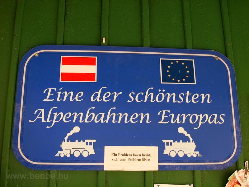 Egyike a legszebb európai hegyi vasutaknak fotó