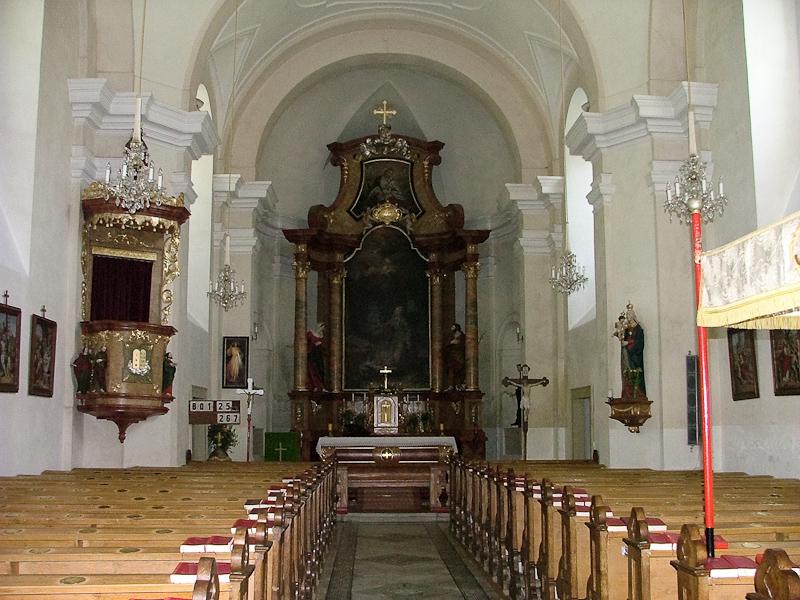 Puchenstubeni templom fotó