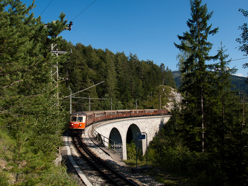 Az Ötscherbärrel a 1099.016 fotó